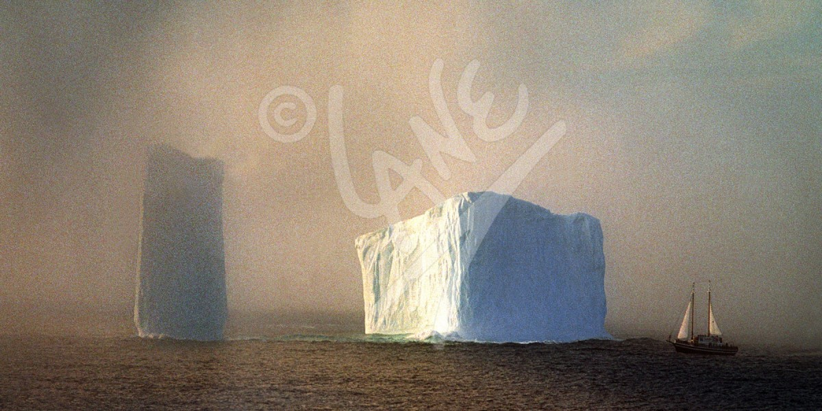 Cape Spear iceberg