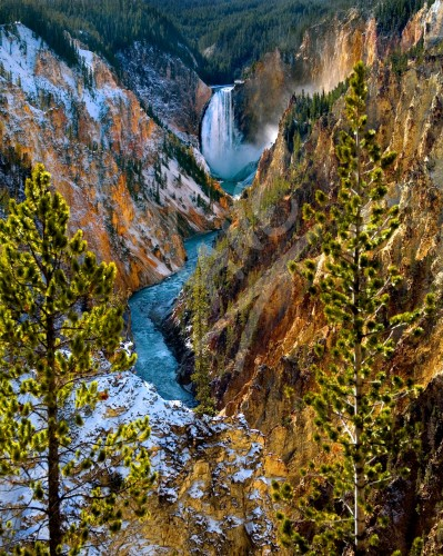WYOMING Yellowstone National Park