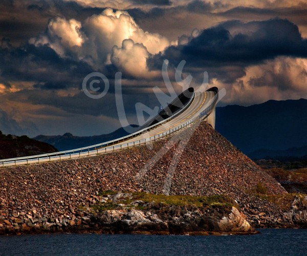 NORWAY Great Atlantic Road